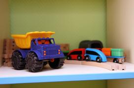 Детский сад на Майкла Лунна